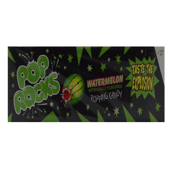 Pop Rocks Watermelon Maskas