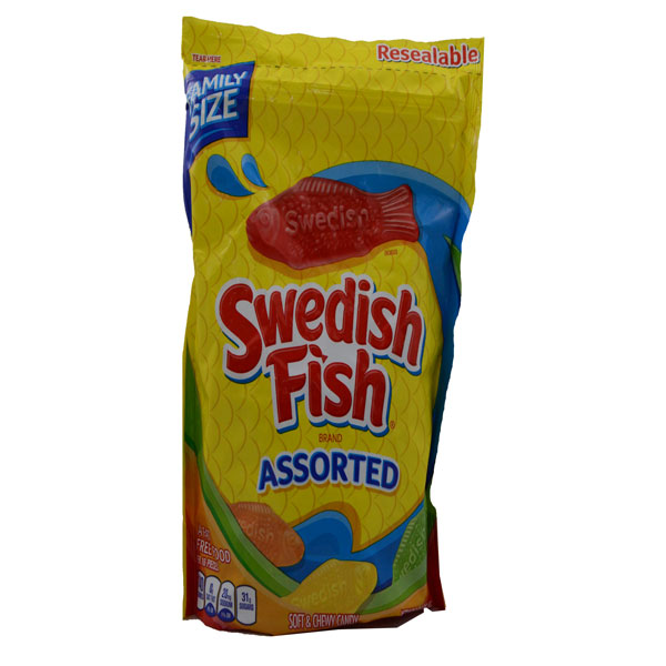 Swedish fish assorted maskas for Assorted swedish fish