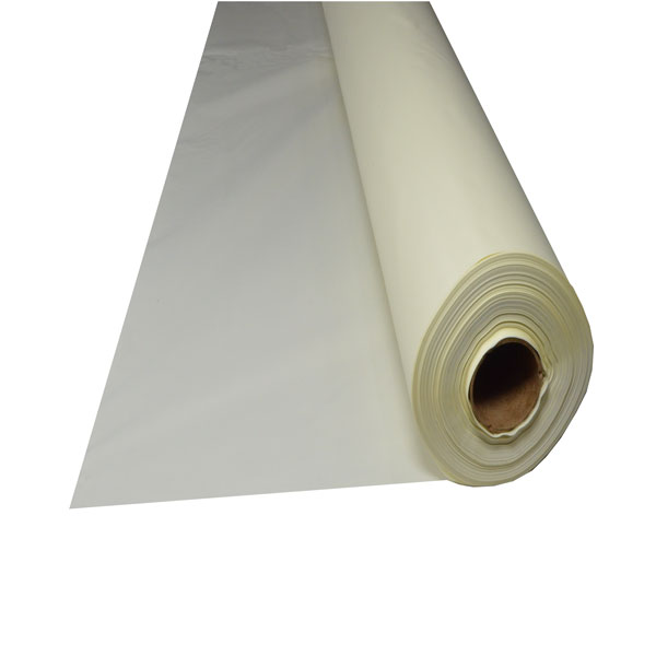 Ivory Plastic Table Cover Roll 40 Quot X 300 Maskas